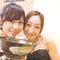 最後の最後に大好きな綾子さんと