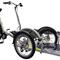 Rollstuhltransportvelo