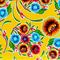 Floral - Gelb