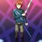 """<div class=""""lef"""">よその子だーれだにひっそりと忍ばせておいたうちの子の個別イラストです。<br>ほとんど描いてなくあまりデザインが決まってないですが、剣士のアサヤ。</div>"""