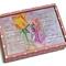 じゅん様の詩とイラスト『永遠なんてないけれど』をお借りして制作したライトボックスです。