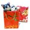 作品名の「kasa-koso」は、愛らしい動物達が、紙袋に潜り込んで遊んでいる「無邪気な音」をイメージしています。