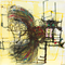 Dragon. Acrylique sur toile. 100 X 100 cm