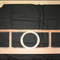 Holzteile werden gefestigt und stückweise nach den Vorbildern ergänzt.