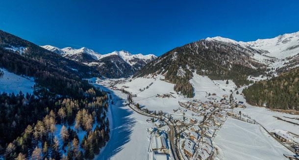 Alpinwellt Rio Bianco - Valle Aurina / Foto: Benjamin Niederkofler