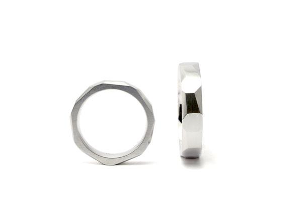 Trauringe, Eheringe, Partnerringe in Silber