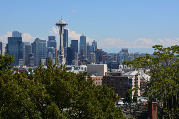Blick vom Kerry Park