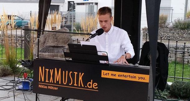 Niklas Hötzer, NixMusik, Weingut Faber