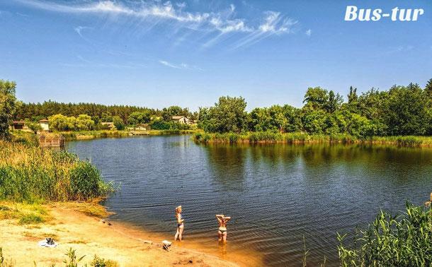 Попутка Орловщина, Песчанка, Новоселовка, Днепропетровск