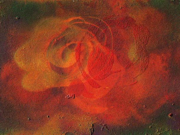 Kunstwerk ROSE auf ARTS IV als Acrylglas- oder Schattenfugenrahmen-Druck bestellen