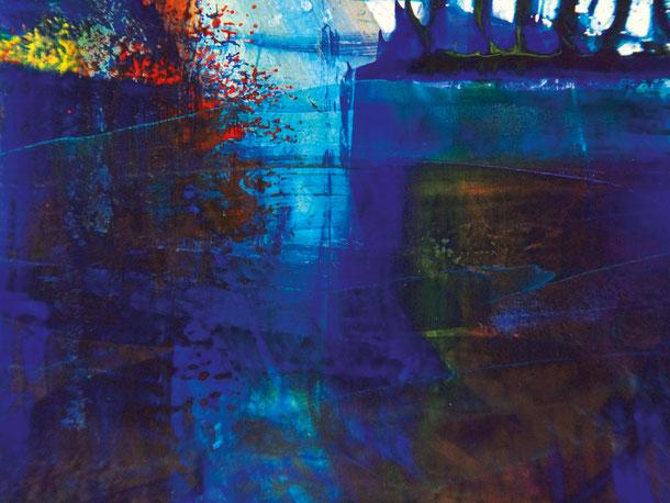 Kunstwerk TO RED auf ARTS IV als Acrylglas- oder Schattenfugenrahmen-Druck bestellen
