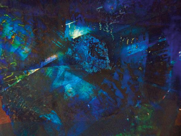 Kunstwerk TO BLACK auf ARTS IV als Acrylglas- oder Schattenfugenrahmen-Druck bestellen