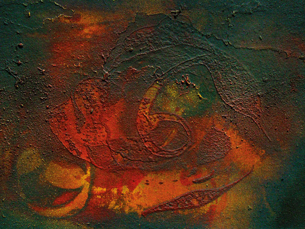 Kunstwerk FOSSIL auf ARTS IV als Acrylglas- oder Schattenfugenrahmen-Druck bestellen