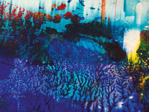 Kunstwerk TO ORANGE auf ARTS IV als Acrylglas- oder Schattenfugenrahmen-Druck bestellen
