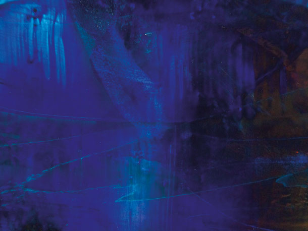 Kunstwerk TO BLUE auf ARTS IV als Acrylglas- oder Schattenfugenrahmen-Druck bestellen