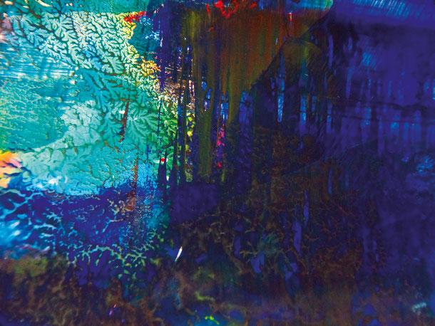Kunstwerk TO TURQUOIS auf ARTS IV als Acrylglas- oder Schattenfugenrahmen-Druck bestellen