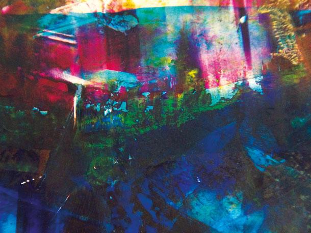 Kunstwerk TO GREEN auf ARTS IV als Acrylglas- oder Schattenfugenrahmen-Druck bestellen
