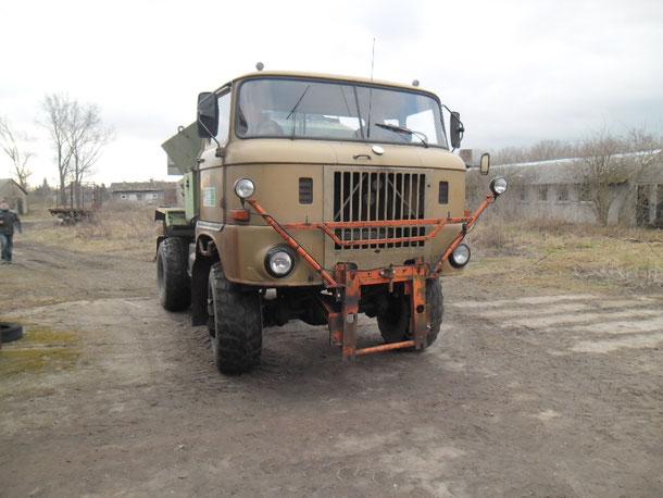 W50 mit D 035