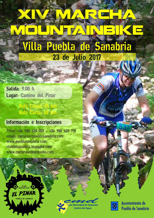 Mountain Bike Puebla de Sanabria