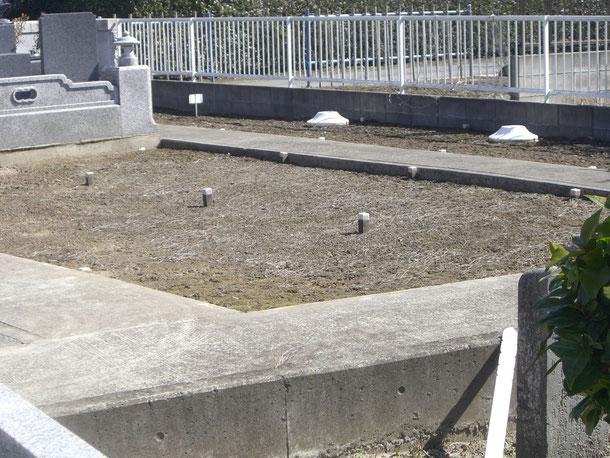 残りわずかの特選墓地