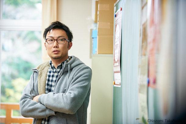 広告代理店の「PRODUCE PRO」の坂谷さんは五城目町ご出身。 五城目町の四季折々の空気の匂いと、個性豊かな飲食店が好きとのこと。