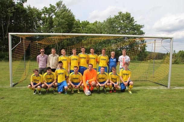 1.Mannschaft Saison 2014/15