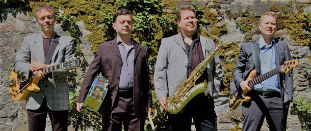 TIMELESS Jazz Quartet, CH   >   Paul Edelberger / Jean-Pierre Maillard / Bruno Hürlimann / Mark Heinrich