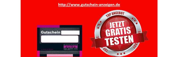gutschein-anzeigen mit gratis Gutscheinmodul
