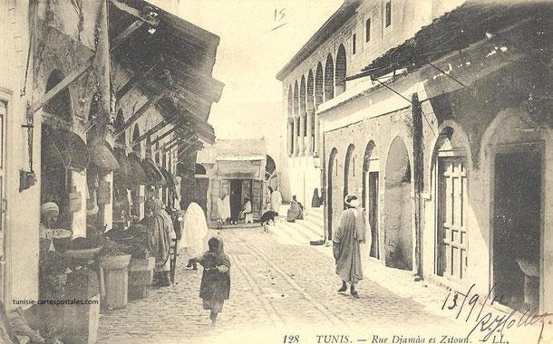 rue Jemaa Ezzitouna
