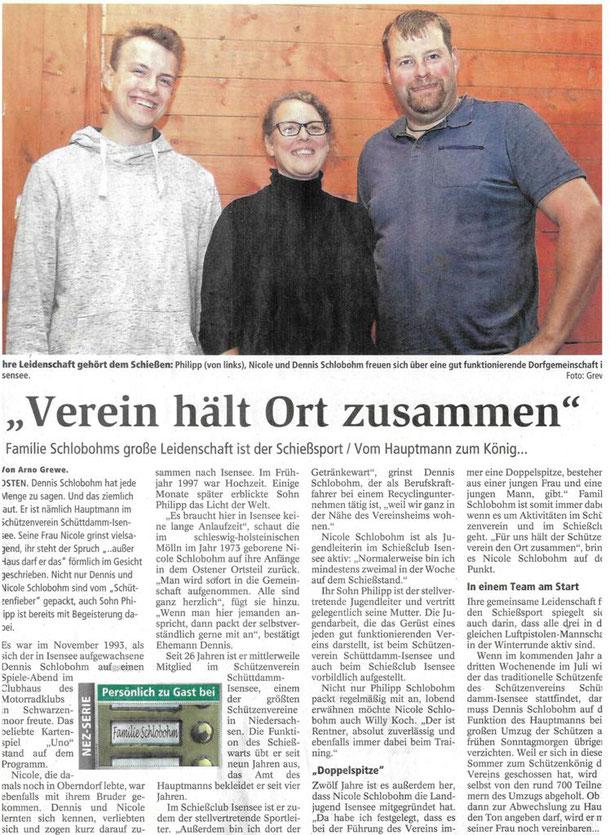 Quelle: Niederelbe-Zeitung vom 07.09.2018