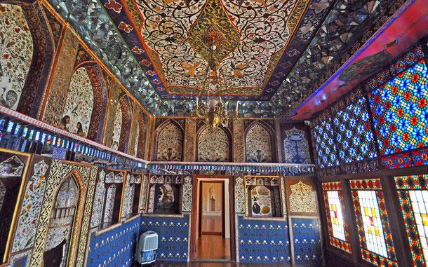 アゼルバイジャンの世界遺産「ハーンの宮殿のあるシェキ歴史地区」、シェキ・ハーン宮殿