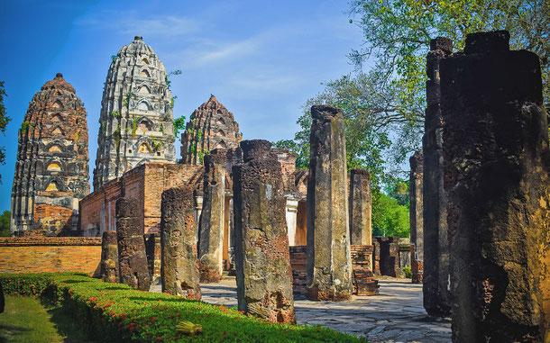 世界遺産「古代都市スコータイと周辺の古代都市群(タイ)」、ワット・シーサワーイ