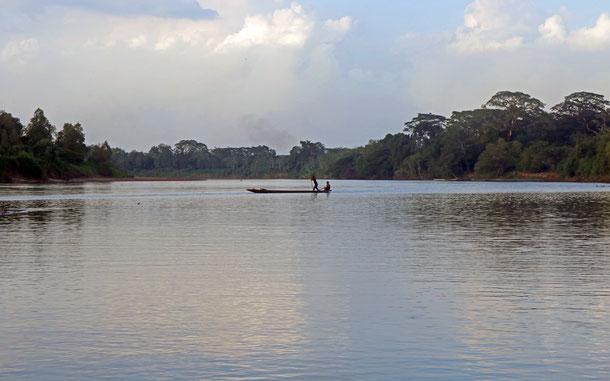 ホンジュラスの世界遺産「リオ・プラタノ生物圏保存地域」