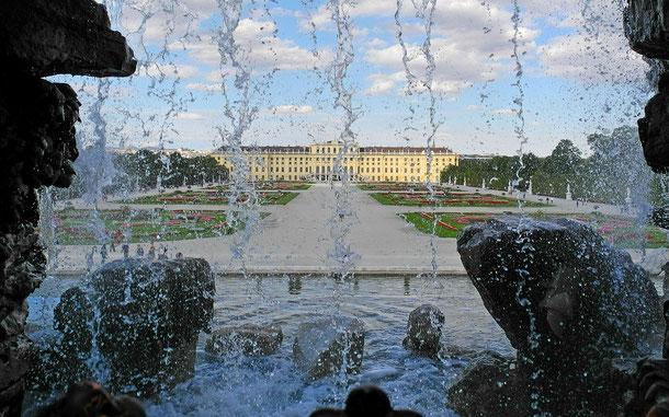 世界遺産「シェーンブルン宮殿と庭園群(オーストリア)」