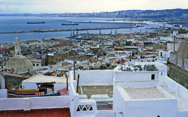 アルジェリアの世界遺産「アルジェのカスバ」
