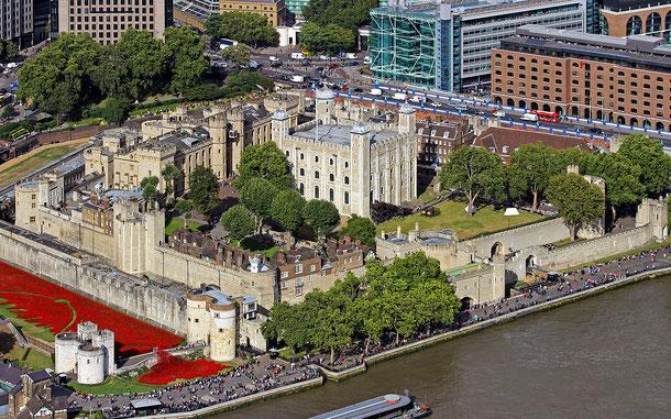 イギリスの世界遺産「ロンドン塔」