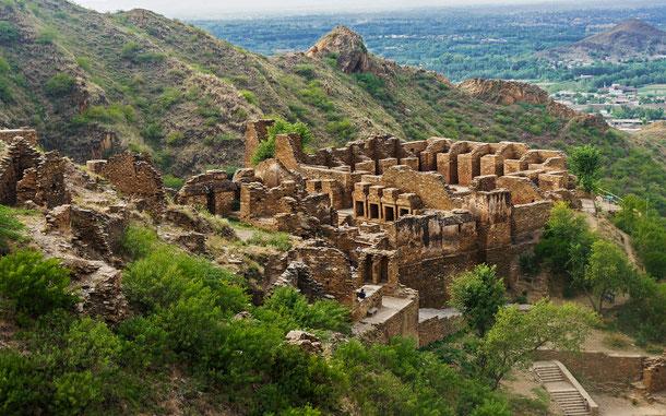 世界遺産「タフティ・バヒーの仏教遺跡群とサリ・バロールの近隣都市遺跡群(パキスタン)」、タフティ・バヒー