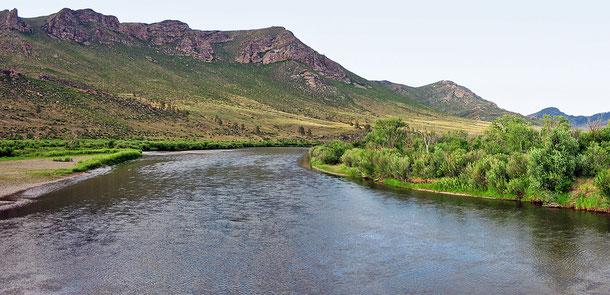 世界遺産「大ボルハン・ハルドゥン山とその周辺の聖なる景観(モンゴル)」