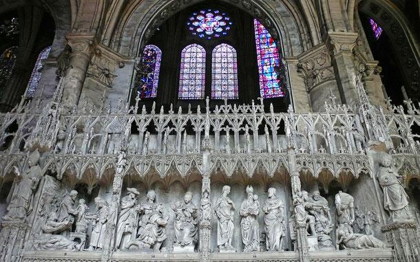 世界遺産「シャルトル大聖堂(フランス)」