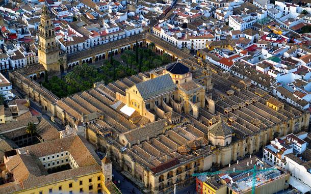 世界遺産「コルドバ歴史地区(スペイン)」