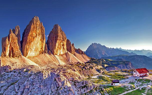世界遺産「ドロミーティ(イタリア)」