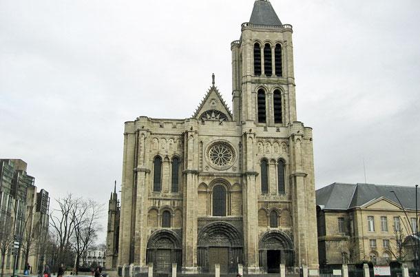 サン・ドニ大聖堂