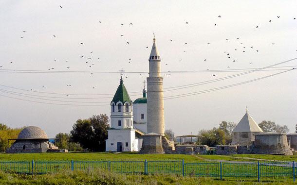 ロシアの世界遺産「ブルガールの歴史的考古学的遺跡群」、ボルガル遺跡