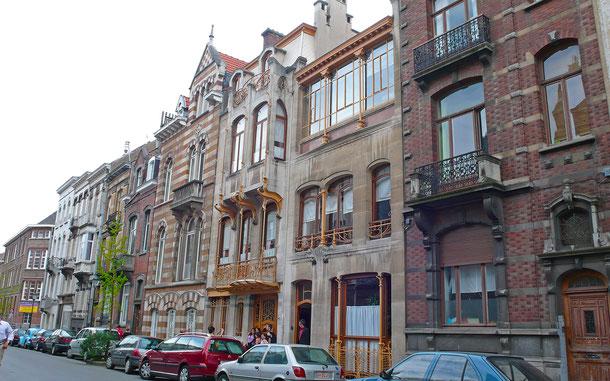 世界遺産「建築家ヴィクトール・オルタによる主な邸宅群[ブリュッセル](ベルギー)」、オルタ邸