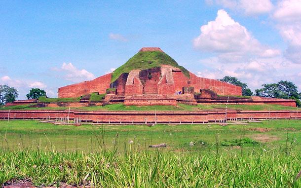 世界遺産「パハルプールの仏教寺院遺跡群(バングラデシュ)」、ソーマプラ僧院