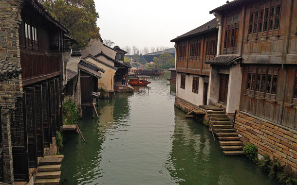 世界遺産「中国大運河(中国)」