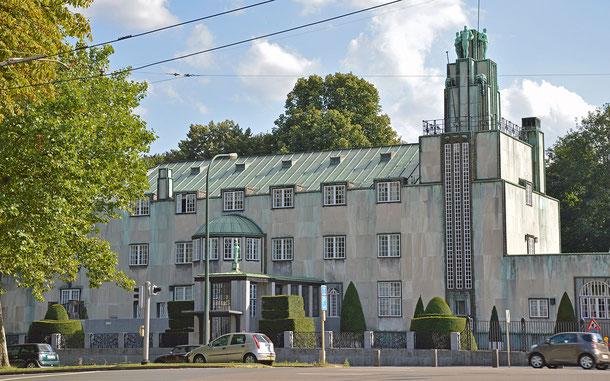 ベルギー・ブリュッセルにある世界遺産「ストックレー邸」