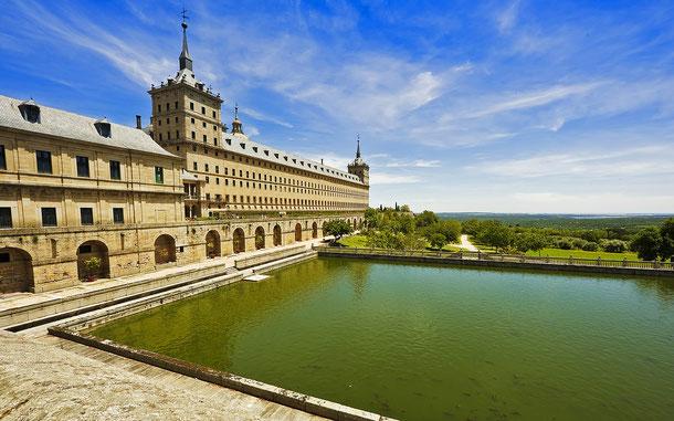 世界遺産「マドリードのエル・エスコリアル修道院とその遺跡(スペイン)」、エル・エスコリアル修道院