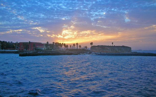 世界遺産「ゴレ島(セネガル)」