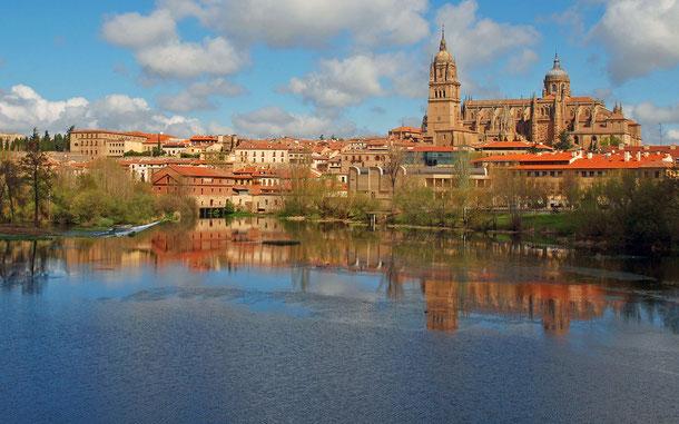 世界遺産「サラマンカ旧市街(スペイン)」